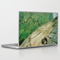 vertigo Laptop & iPad Skins featuring vertigo by Jesse Treece