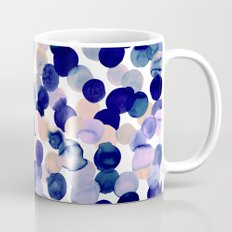 Gracie Spot Pale Purple Coffee Mug
