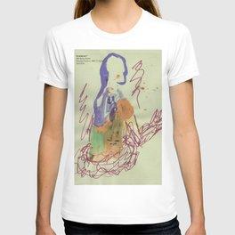 Badly Drawn Ballet (Pt. 5) on Strathmore Labeled Paper T-shirt