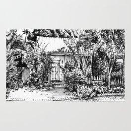 Tropical Cottage Rug