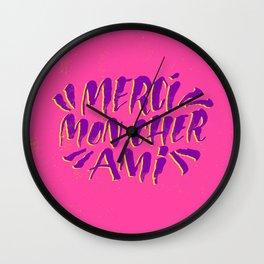 Mercy Moan Share Amy Wall Clock