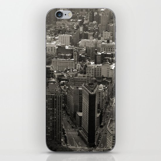Old Downtown iPhone & iPod Skin