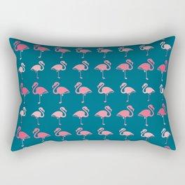 Flamingoes Rectangular Pillow