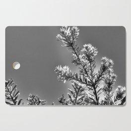 silver sprigs Cutting Board