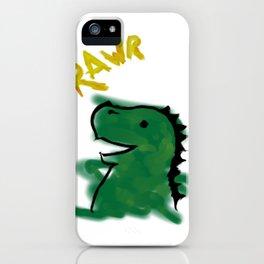 The Little Dinosaur iPhone Case