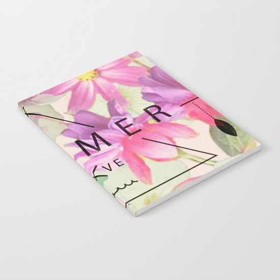 SUMMER LOVE Notebook