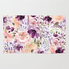 Floral Chaos Rug