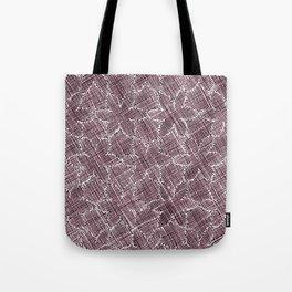 Ink Weaves: Blush Flowers Tote Bag