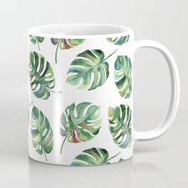 Leaves Everywhere Coffee Mug