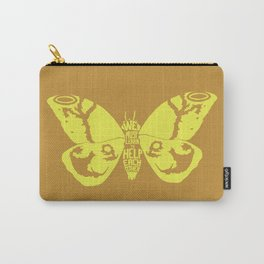 We Must Learn to Help Each Other -Mothra vs. Godzilla Carry-All Pouch