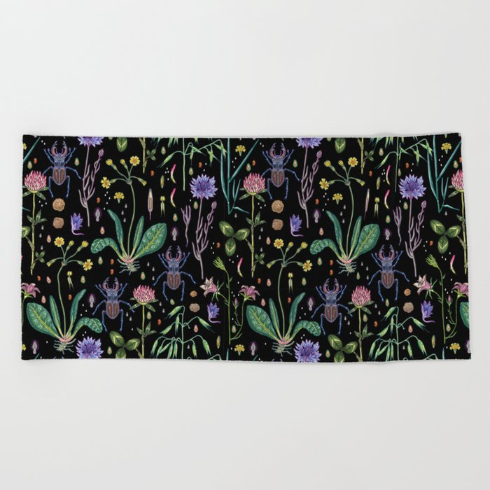 Midsummer Night's Dream Beach Towel