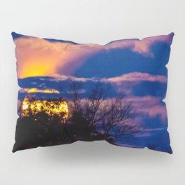 Moon Fire Pillow Sham