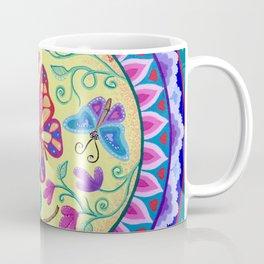 Spring Melody Mandala Coffee Mug