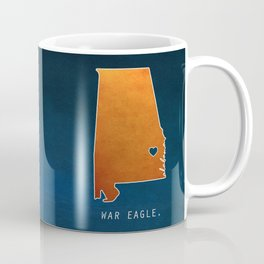 War Eagle Coffee Mug