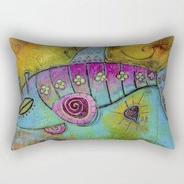 Mozambique Rectangular Pillow