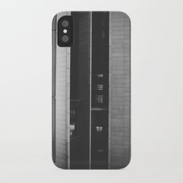 The space in-between iPhone Case