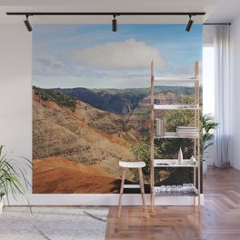 Waimea Canyon Wall Mural
