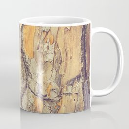 BARK - TREE - WOOD - TEXTURE Coffee Mug
