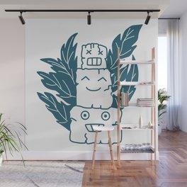 Totem Wall Mural