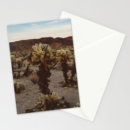 Cholla Cactus Garden XII Stationery Cards