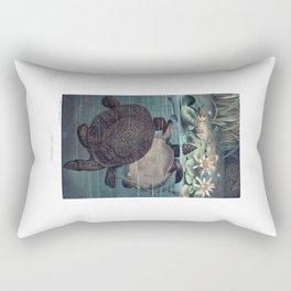 Softshell Turtles Rectangular Pillow