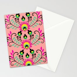 The Garden Of Levels  Stationery Cards