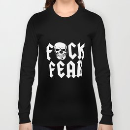 Stone Cold Steve Austin F Fear Drink Beer T-Shirts Long Sleeve T-shirt