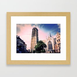 St. Rumbold's Cathedral Framed Art Print