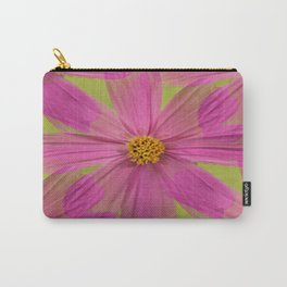 Endless Pink Cosmos Carry-All Pouch