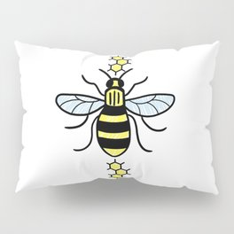 Manchester Bee for Charity Pillow Sham