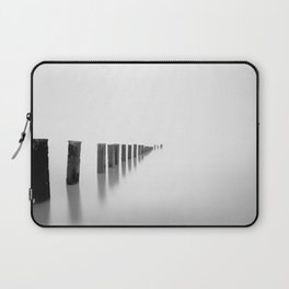 Sea Pillars II Laptop Sleeve