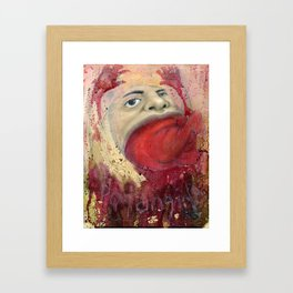 putangina Framed Art Print