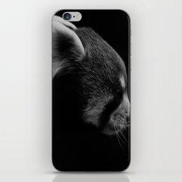 Red Panda Profile iPhone Skin