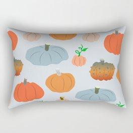 Pumpkin patch delight Rectangular Pillow
