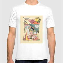 RPG (Adventure for Two) T-shirt