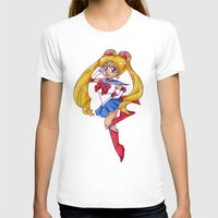 sailormoon T-shirts featuring Chibi Serentiy by ApocalypseToo Studios