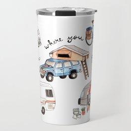 Home Is Where You Park It Travel Mug