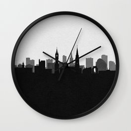 City Skylines:Leicester Wall Clock