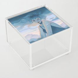 Clouds Acrylic Box