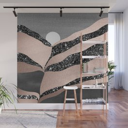 Desert Night Glam #1 #wall #decor #art #society6 Wall Mural