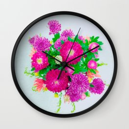 My Sweet and Sour Memory Wall Clock