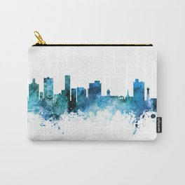 Port Elizabeth South Africa Skyline Carry-All Pouch