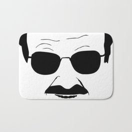 Stan Lee Bath Mat