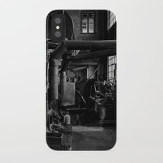 Old Factory 2 iPhone X Slim Case