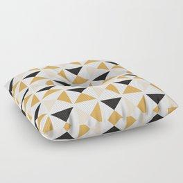 Gold Floor Pillow