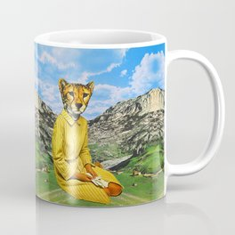 Cat Madam Coffee Mug
