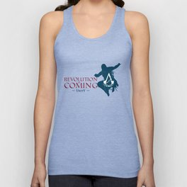 The creed Unisex Tank Top