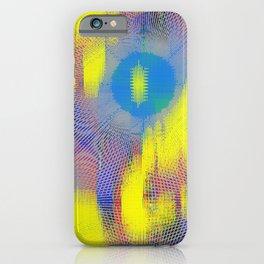 Sunrise Chameleon iPhone Case