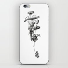 The Helium Menagerie iPhone & iPod Skin