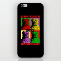 pitbull iPhone & iPod Skins featuring PITBULL by AR PHOTOGRAPHY & GRAPHIC DESIGN